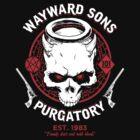 Wayward Sons - Purgatory by mannypdesign