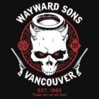 Wayward Sons - Vancouver by mannypdesign