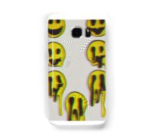 Trippy Drippy Smileys Phone Case Samsung Galaxy Case/Skin