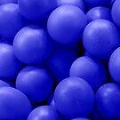 Blue eggs by Arie Koene