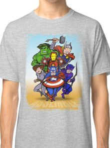 Mighty Heroes Classic T-Shirt