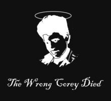 The Wrong Corey Died (inverted) by mta-sextape