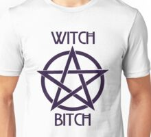 Witch Bitch Unisex T-Shirt