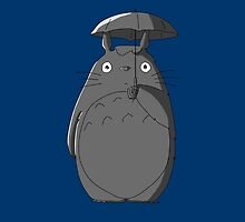 Totoro phone case by MonsterCrossing