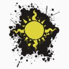 Homestuck Splatter LIGHT God-Tier Symbol - Alternate Coloring by KunFuzi