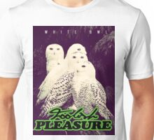 White Owl Edition - (Foolish Pleasure) Unisex T-Shirt