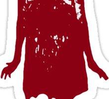 """Carrie"" Sticker"