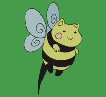 Cat Bumblebee Kids Clothes