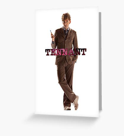 Tennant Greeting Card
