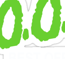 "VICTRS ""B.O.O.M"" Sticker"