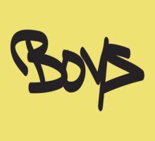 Boys by mamisarah