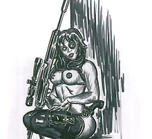 Domino by Tony Heath
