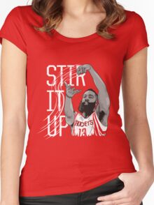 Stir It Up Women's Fitted Scoop T-Shirt