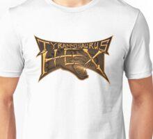 Tyrannosaurus Hex Logo Unisex T-Shirt