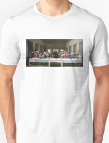 The Last Legendary Supper  T-Shirt