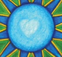 Council of Twelve Mandala #2 Sticker