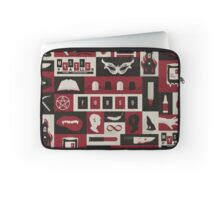 Mystic Falls - The Vampire Diaries Laptop Sleeve