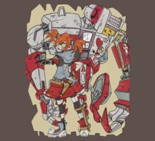 Gaige the Mechromancer Kids Clothes