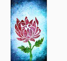 Lotus Textured flower Unisex T-Shirt