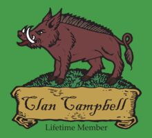 Clan Campbell by Mookiechan
