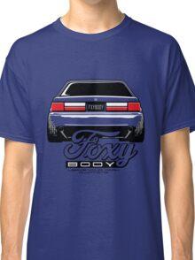 Foxy Body Mustang Classic T-Shirt