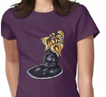 Yorkshire Terrier Pretty Performer Womens Fitted T-Shirt