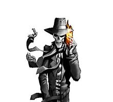 Skulduggery Pleasant by Aanallein