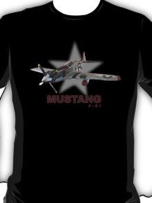 P-51 MUSTANG rc T-Shirt