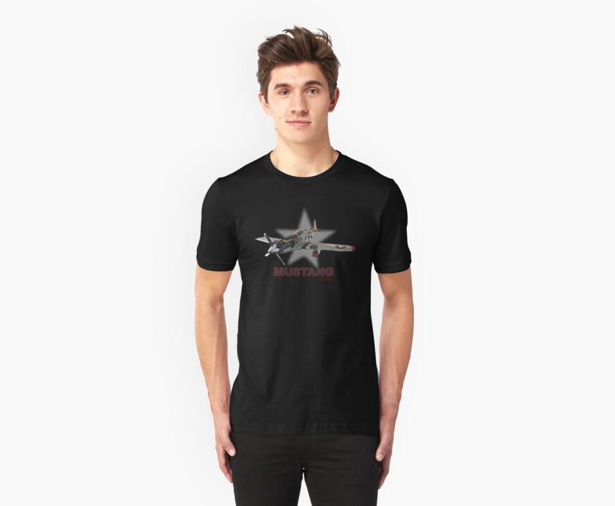P-51 MUSTANG rc by Randall Robinson