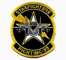 VFA-33 Starfighters Patch Unisex T-Shirt