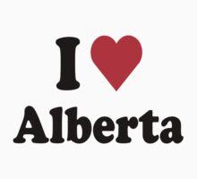 I Heart Alberta by HeartsLove