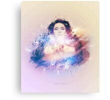 """Washed"" Photo-manipulation Canvas Print"