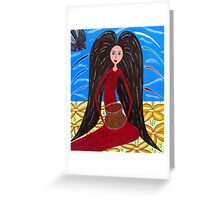 Pot of Gold  Mary Magdalene Greeting Card