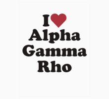I Heart Alpha Gamma Rho by HeartsLove
