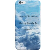 The Neighbourhood - Sweater Weather iPhone Case/Skin