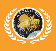 United Federation of Apollo 13 (logo) by nelder55