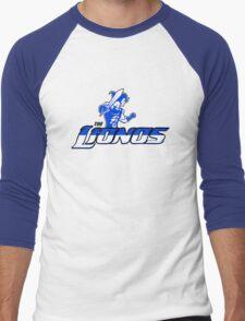 Detroit Lionos Men's Baseball ¾ T-Shirt