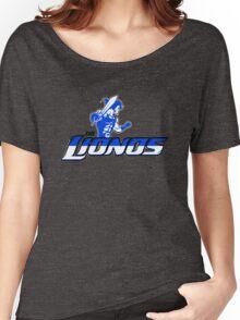 Detroit Lionos Women's Relaxed Fit T-Shirt