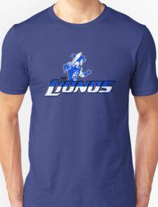 Detroit Lionos Unisex T-Shirt