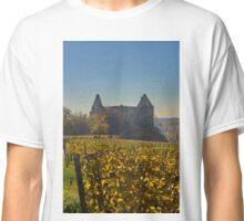Burkheim, Kaiserstuhl - the castle Classic T-Shirt