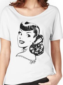 Vintage Gal Women's Relaxed Fit T-Shirt