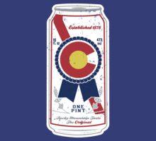 Colorado Blue Ribbon T-Shirt