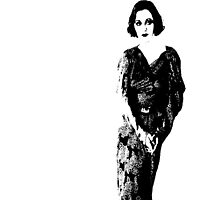 Tallulah Bankhead In A Full Dress by Museenglish
