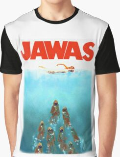 funny star wars jawas tshirt Graphic T-Shirt