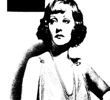 Tallulah Bankhead Has A Plan by Museenglish