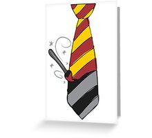 Gryffindor Greeting Card