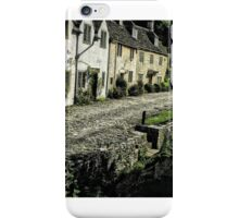 Castle Combe. -  the English village iPhone Case/Skin