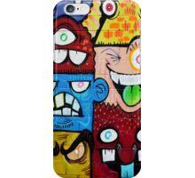 Graffiti new york iPhone Case/Skin