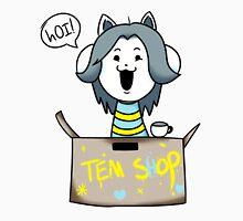 Undertale Temmie Fan-Art 3 T-Shirt