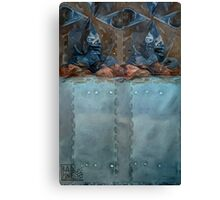 Worth The Work - Abstract Canvas Print